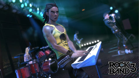 rb3 keys screen3 New game breakthrough  'Rock Band 3'