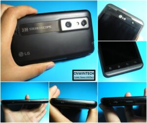 LG Optimus 3D Hands-On 2