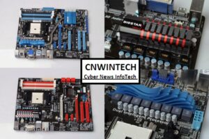 CnwinTech Motherboard with Socket LM1 ASUS F1A75 and Biostar TA75A+ 1