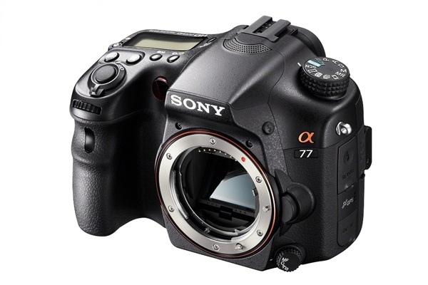 Sony Launches Alpha 77 Cameras Continuous Shooting 12 fps 2
