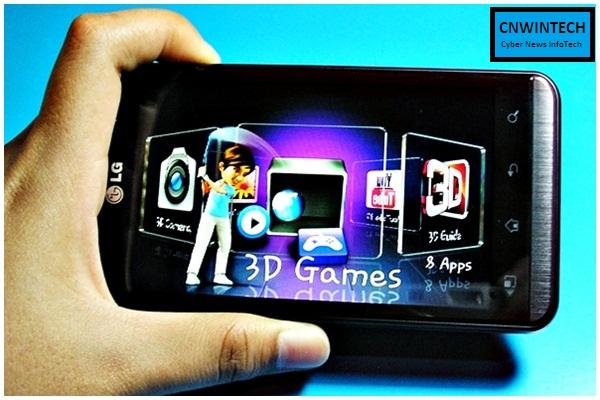 Converting Game through 3D Game Converter On LG Optimus 3D 4