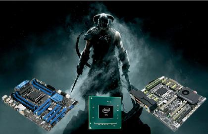 Chipset Intel X79 Performance Review, Sandy Bridge-E Tough Foundations 1