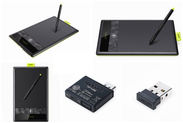 CnwinTech Wacom Launches Three New Bamboo and Cintiq 24HD 2