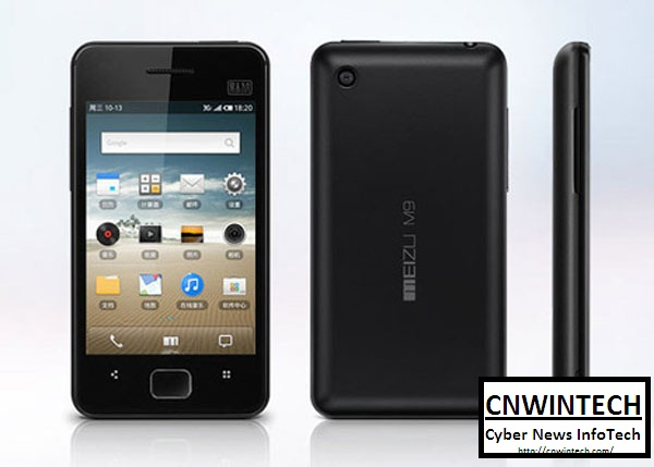 Meizu M9, Smartphone from China with Froyo Android Operating System Modification 1