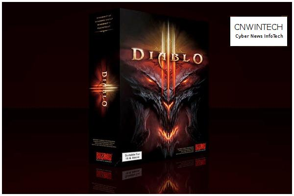 Blizzard will Launching Diablo III on May 15 2