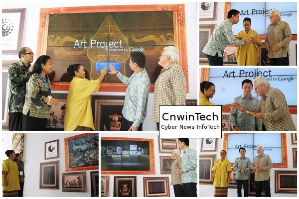 CNWINTECH Google Art Project Digital Art Indonesia Google Art Project Promoting Art Nation In Digital Form