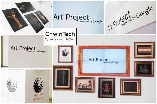 CNWINTECH Google Art Project Digital Art Nation Indonesia Google Art Project Promoting Art Nation In Digital Form