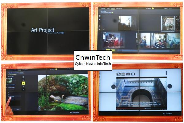 CNWINTECH Google Art Project Karya Seni Digital Museum Nasional Indonesia Google Art Project Promoting Art Nation In Digital Form