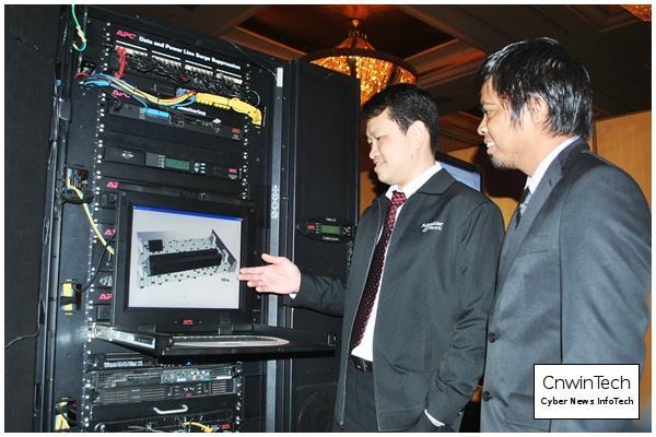 CNWINTECH Schneider Electric Bisnis IT StruxureWare Data Center Dashboard Schneider Electric Introduces IT Business StruxureWare for Data Center