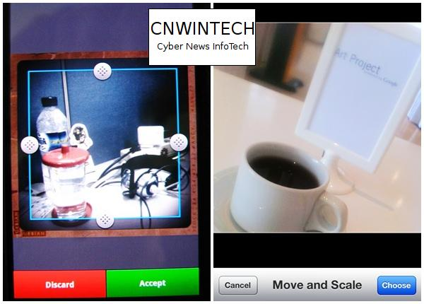 CnwinTech Instagram Android Apple Photo Upload Comparison of Instagram Application on Apple and Android Devices