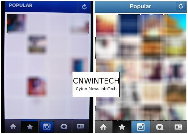 CnwinTech Instagram Android Apple Popular Comparison of Instagram Application on Apple and Android Devices
