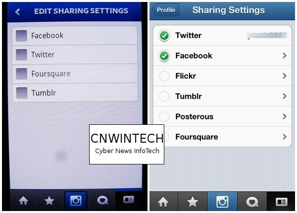 CnwinTech Instagram Android Apple Sharing Comparison of Instagram Application on Apple and Android Devices
