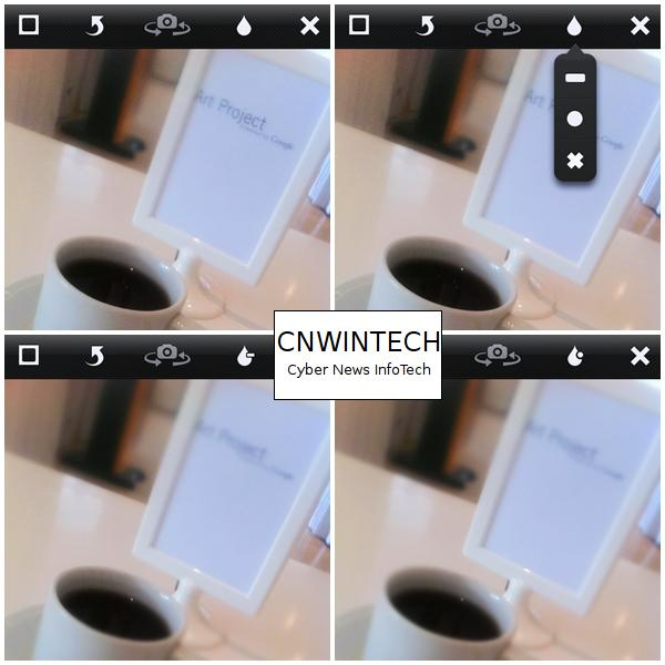 CnwinTech Instagram Android Apple Shift Blur Tilt Comparison of Instagram Application on Apple and Android Devices