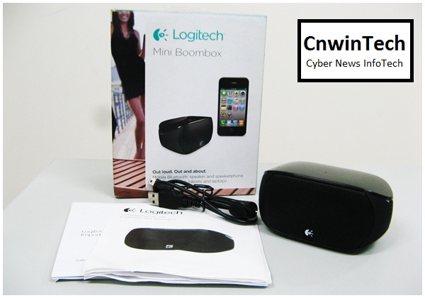 Logitech Mini Boombox Portable Speaker Performance Review 1