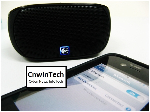 Logitech Mini Boombox Portable Speaker Performance Review 4