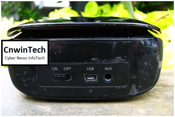 Logitech Mini Boombox Portable Speaker Performance Review 3