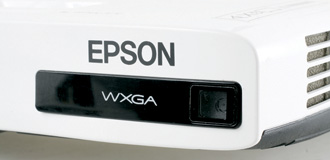 Epson EB-1775W Performance Review, Thin with Wireless Connection 2
