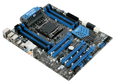 MSI X79A-GD65 (8D) Performance Review, Multiple Overclock Options 1
