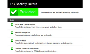 Norton 360 Version 6.0 Performance Review, Protection Inside and Outside 3