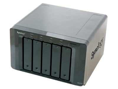 Performance Review Synology DS1512+ 1