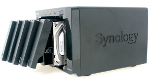 Performance Review Synology DS1512+ 2