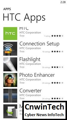 Full Performance Review: HTC Windows Phone 8x 20