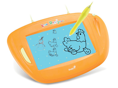 Genius Kids Designer Ii Performance Review Drawing Tablet For Kids