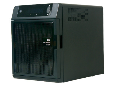 Western Digital Sentinel DX4000 Performance Review, Different Perform 1