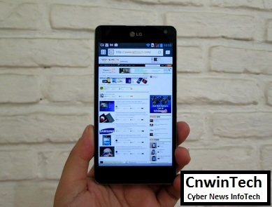 Full Performance Review: LG Optimus G, High-End Class Android Smartphone 1
