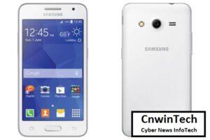 Samsung Galaxy Core 2 (SM-G355H), Improved Operating System Version, KitKat 1
