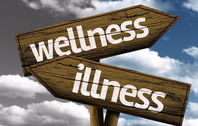 Wellness Or Sickness? You Choose! 1